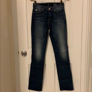 The BEST 7 for All Mankind Jeans EVER!